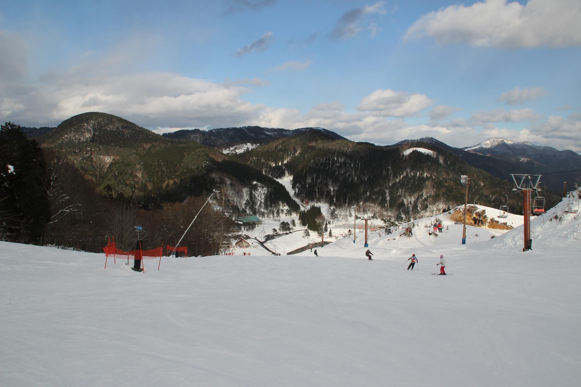 高原 天気 スキー さ ちく 場